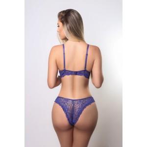 Conjunto Lingerie Sexy em Renda